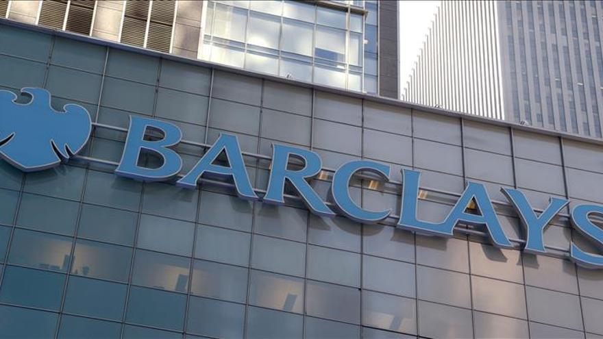 El beneficio de Barclays baja el 52 por ciento en el primer trimestre