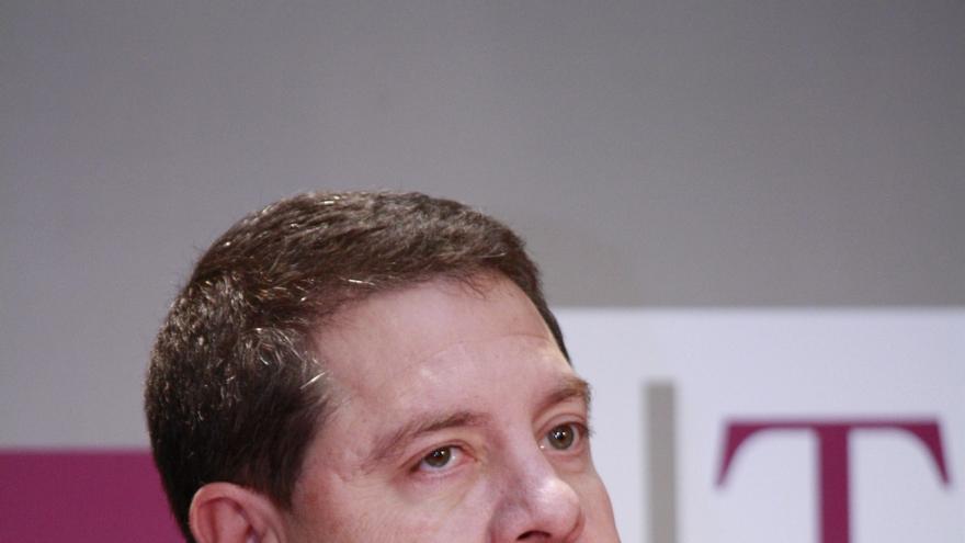"""García-Page descarta pactar con Podemos porque el PSOE va a tener """"mayoría"""" en C-LM en las próximas elecciones"""
