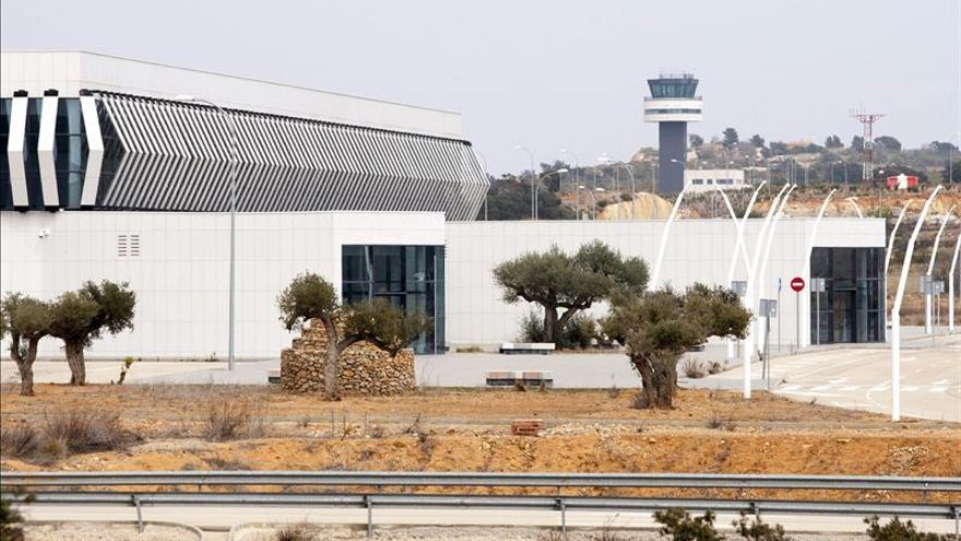 El aeropuerto de Castellón anuncia su primer vuelo comercial tras cuatro años
