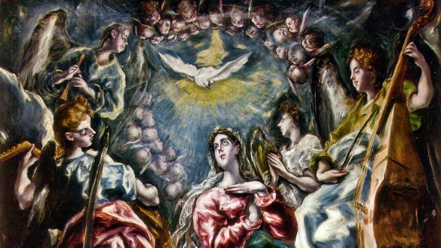 Asunción Oballe del Greco / Museo de Santa Cruz de Toledo