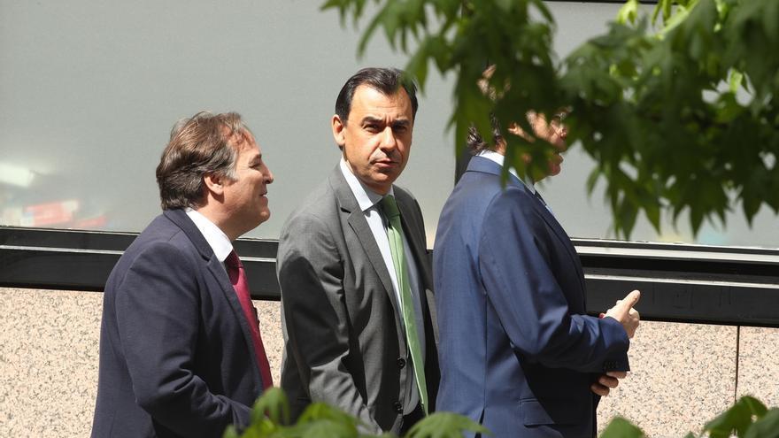"""Maillo avisa a Torra que aunque sea un """"títere"""" de Puigdemont asumirá la responsabilidad si hay una ilegalidad"""