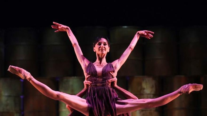 La versión coreografiada de 'Antígona' de Ullate llega a los Teatros del Canal