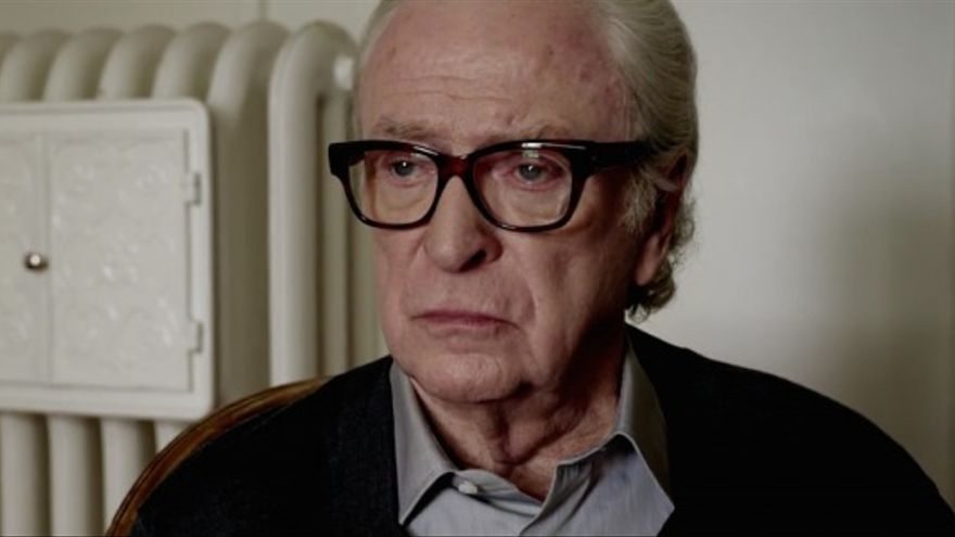 Michael Caine en 'Youth', de Paolo Sorrentino