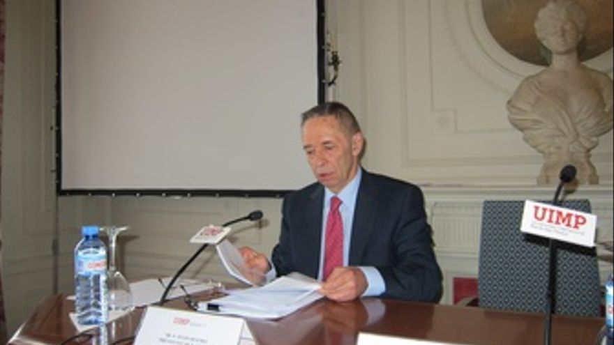 El Presidente De La CNMV, Julio Segura