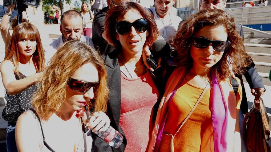 """Juana Rivas dice que su expareja """"no merece"""" la custodia compartida de los niños y pide a apoyo a la justicia"""