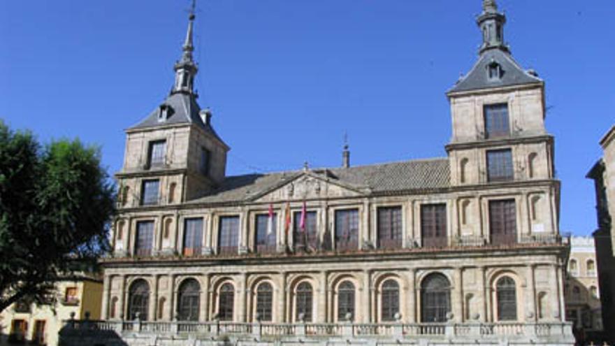 Ayuntamiento de Toledo / Foto: Web Ayuntamiento