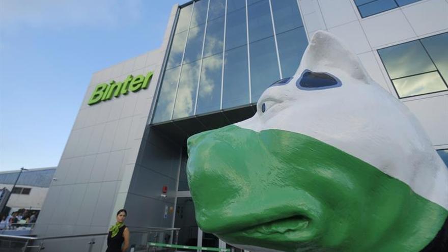 La aerolinea Binter Canarias ha inaugurado sus nuevas instalaciones centrales en el municipio grancanario de Telde.