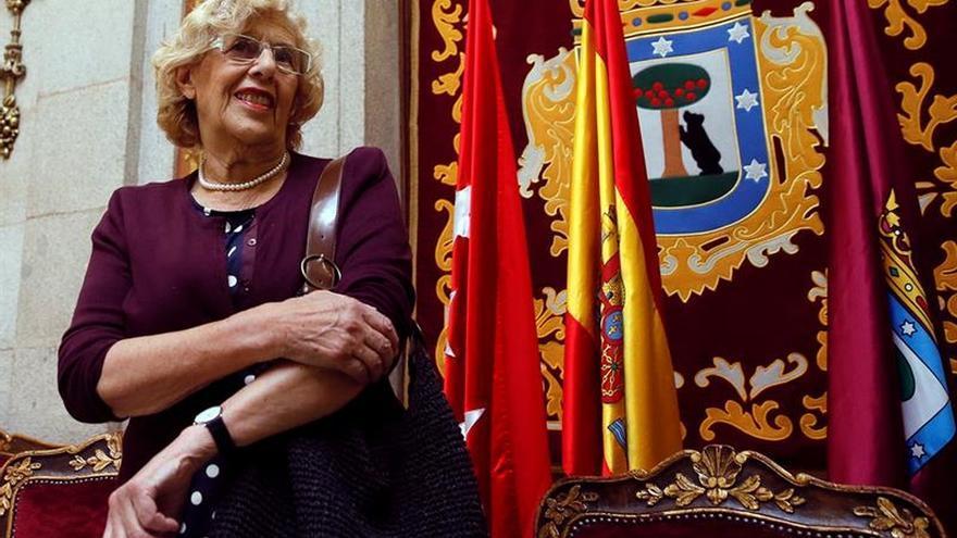 "Carmena dice que ""no es el momento"" de que Madrid vuelva a optar a los JJOO"