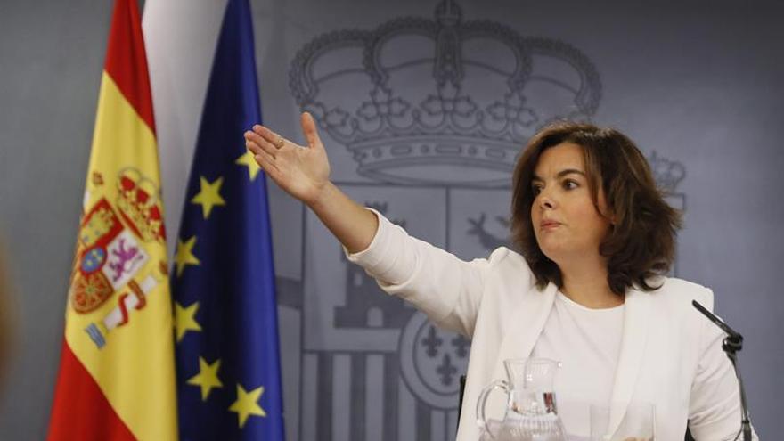 La Abogacía del Estado ya está estudiando el nuevo referéndum soberanista