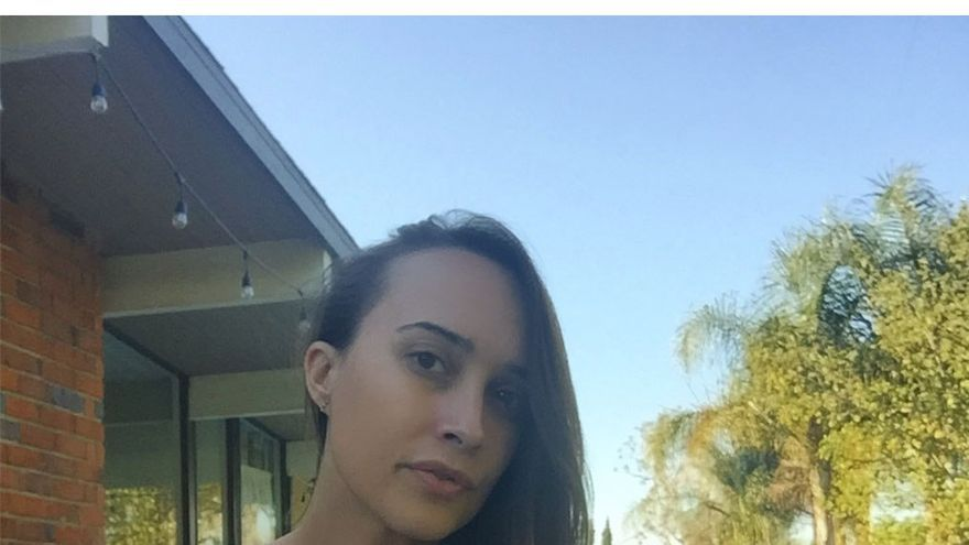 Cristina Torres Fernandez, desde Los Ángeles. (Laura Morales).