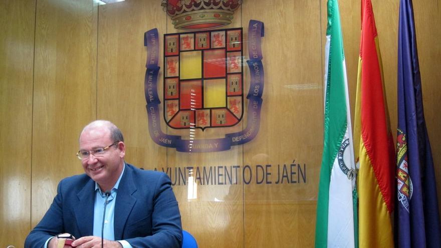 El exalcalde Javier Márquez, en una imagen de archivo