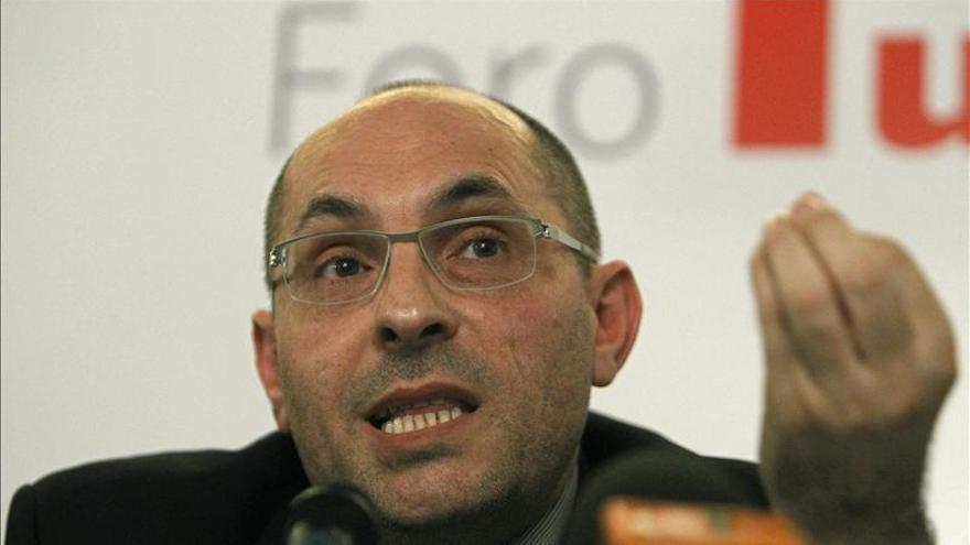 El juez del Caso Blesa, José Elpidio Silva