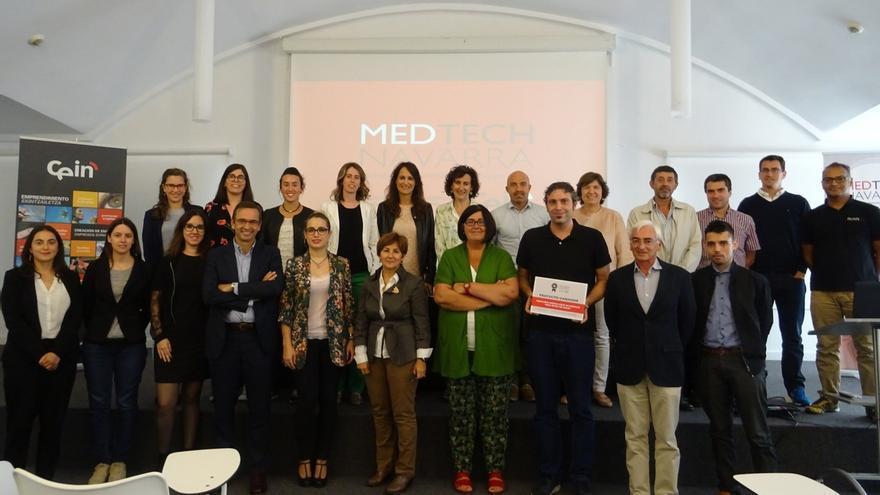 El Concurso MEDTECH Navarra premia un servicio de diagnóstico basado en inteligencia artificial