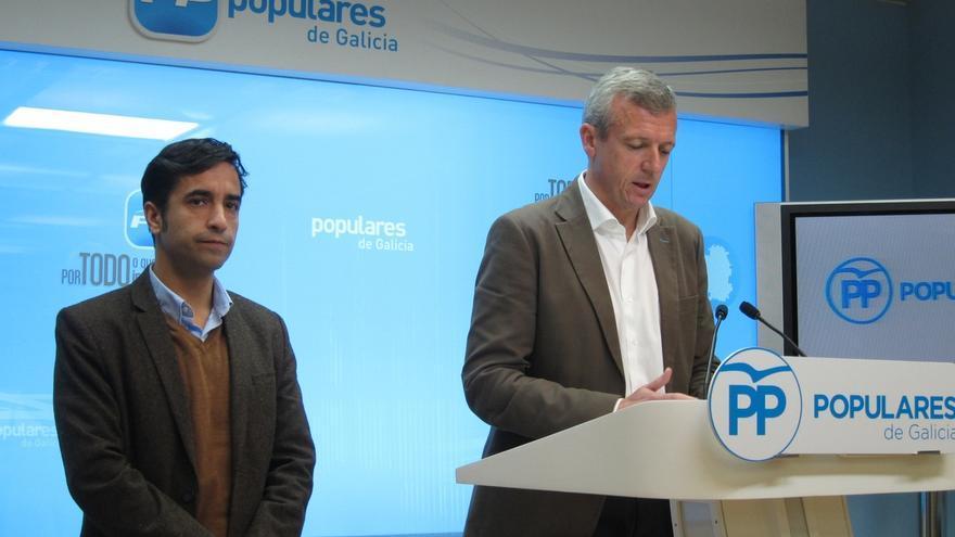 El PPdeG abrirá en A Coruña la campaña, en la que participarán Rajoy, Sáenz de Santamaría, Cifuentes y Herrera