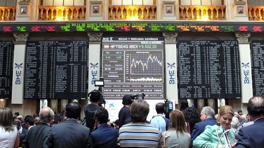 El 'trading' social, aplicar las redes sociales al mundo financiero