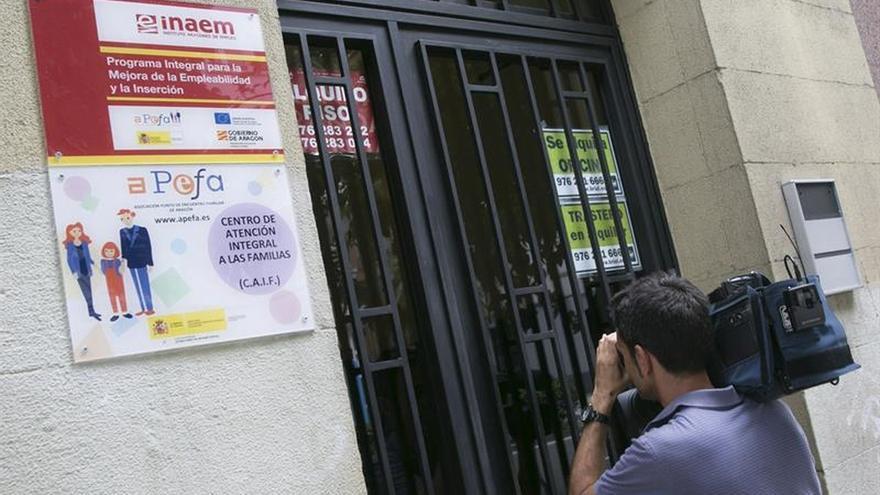 El hombre que asesinó a su expareja en Zaragoza sigue en estado grave