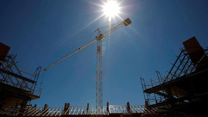 España lidera crecimiento de producción en la construcción de la UE en julio