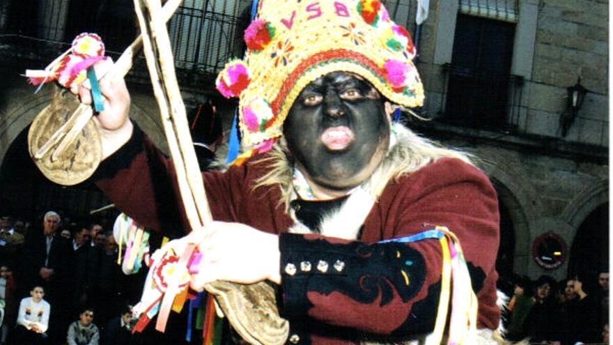 Los Negritos de San Blas de Montehermoso, Fiesta de Interés Turístico de Extremadura / http://www.turismoextremadura.com/