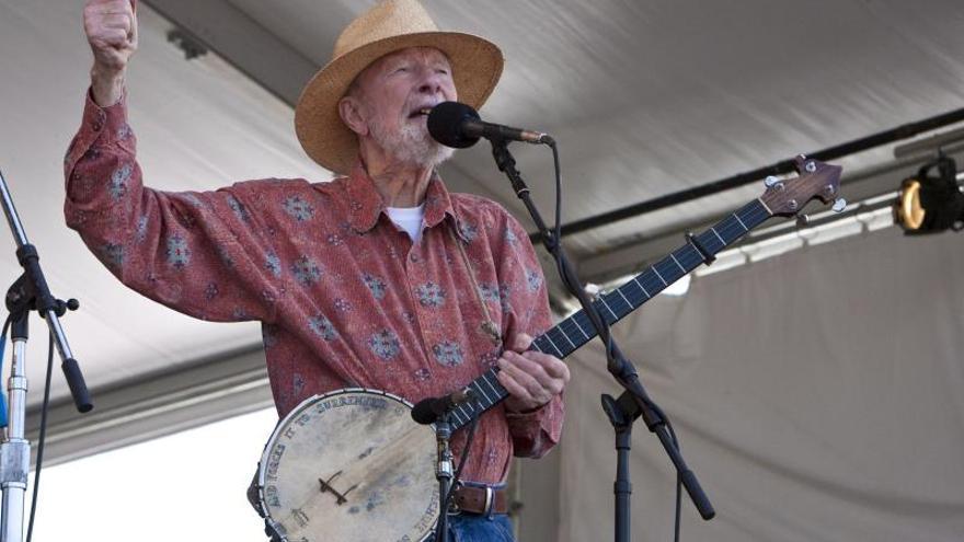 Fallece a los 94 años Pete Segeer, un icono del folk y los derechos civiles