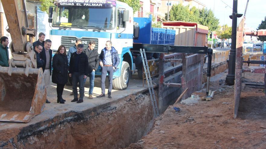 La Comunidad invierte 846.456 euros en la red de saneamiento de San Pedro del Pinatar