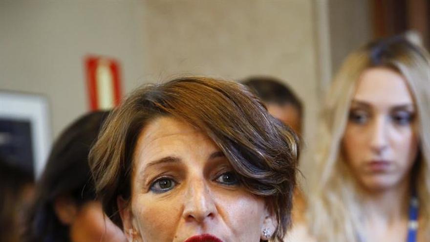 Podemos espera acuerdo con PSOE para formar una sola comisión sobre el Alvia