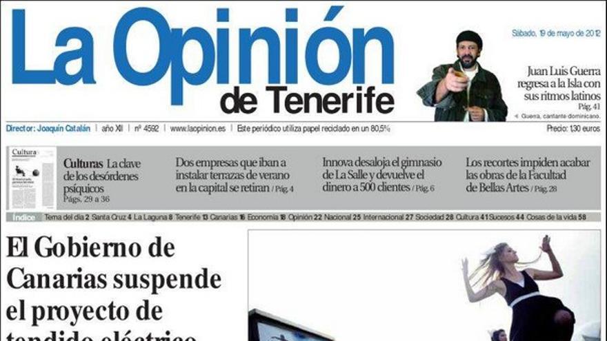De las portadas del día (19/05/2012) #5