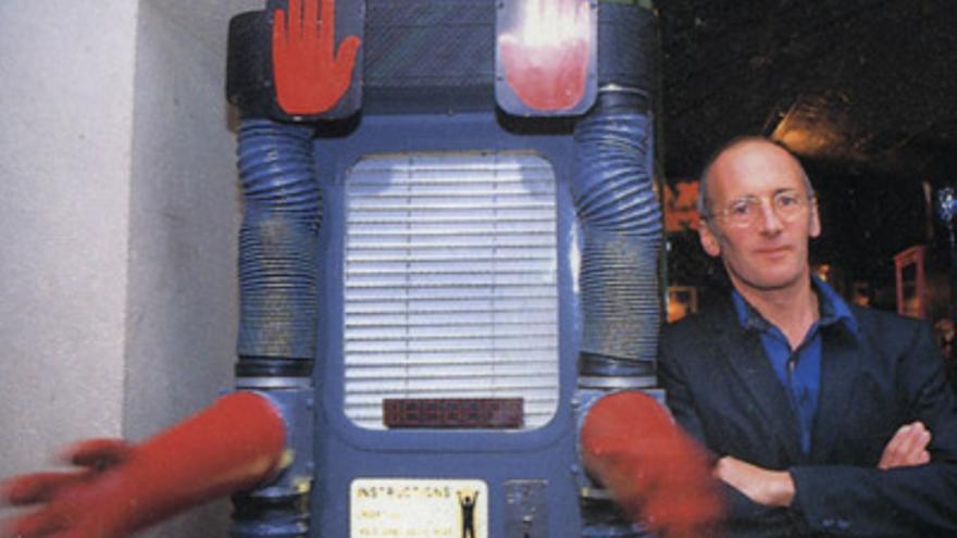 Tim Hunkin creó 'Autofrisk' en 1993