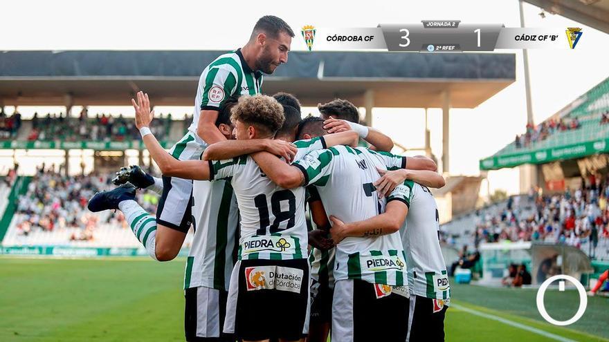Córdoba CF-Cádiz B.