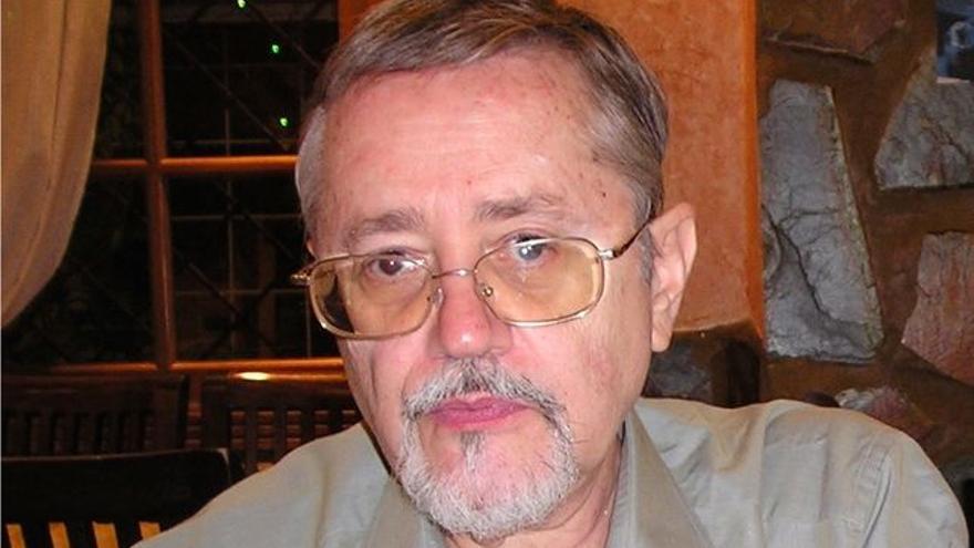 Julián Ayala, presidente de la Asociación para la Defensa de las Pensiones Públicas de Canarias