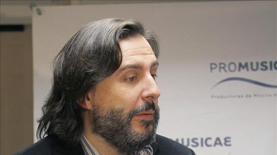Las ventas de la industria musical española descendieron un 77,5 por ciento desde 2001