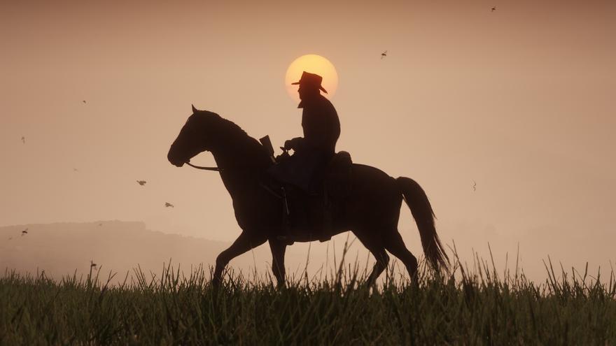 Arthur Morgan en 'Red Dead Redemption 2'