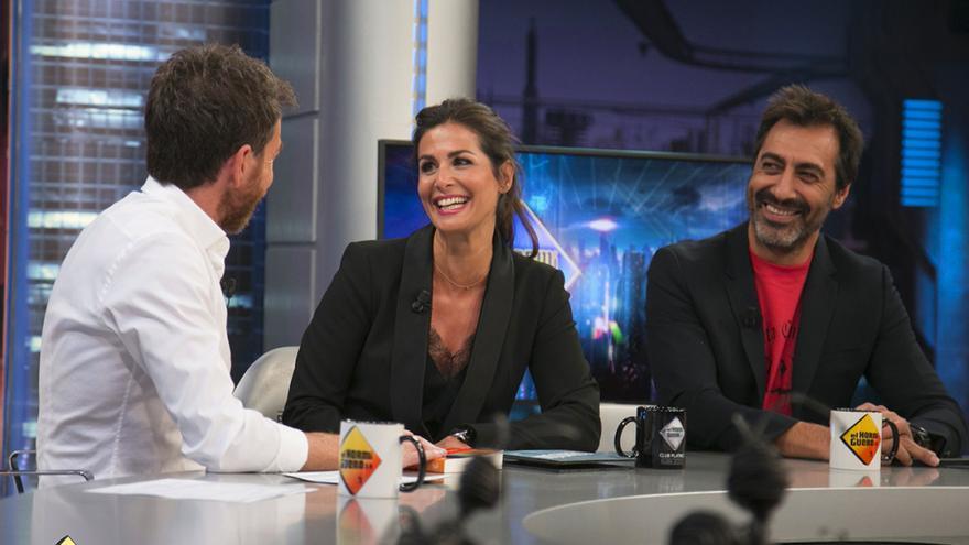 """La gran confesión de Nuria Roca y Juan del Val en El Hormiguero: """"Tenemos una relación abierta"""""""