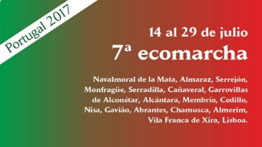 Ecomarcha 2017 / http://www.ecologistasenaccion.org