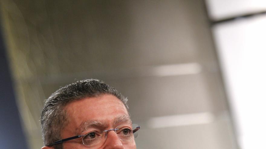 """Gallardón: """"Hemos conseguido que la Comunidad de Madrid sea, por delante de Cataluña, la que más riqueza genera"""""""