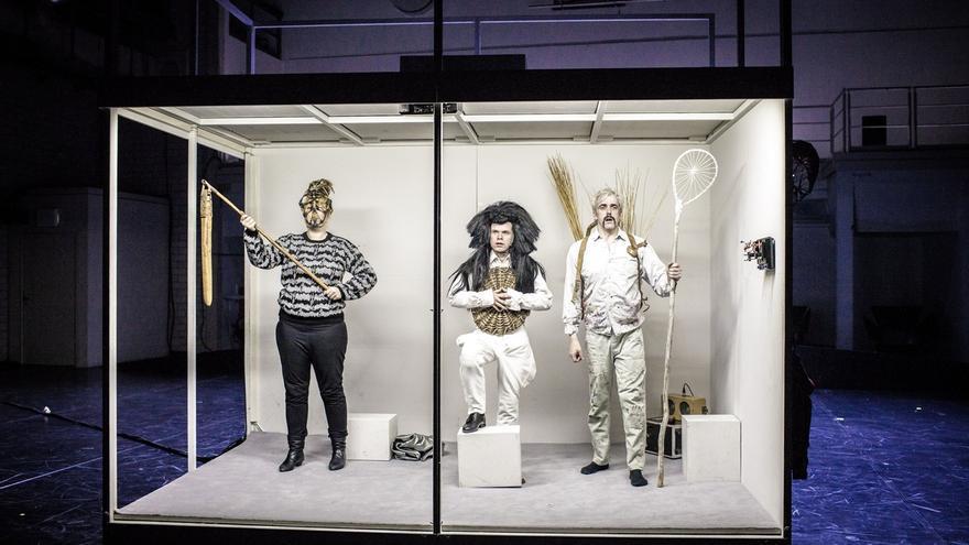 El Teatro Arriaga de Bilbao acoge 'Built to last', de la coreógrafa de Meg Stuart, en el inicio de la temporada de danza