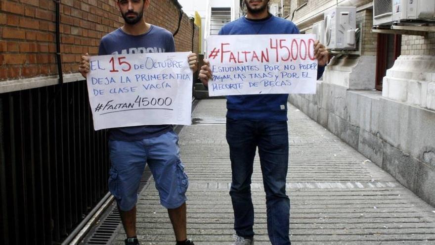 """Participantes en la campaña """"Faltan 45.000"""""""