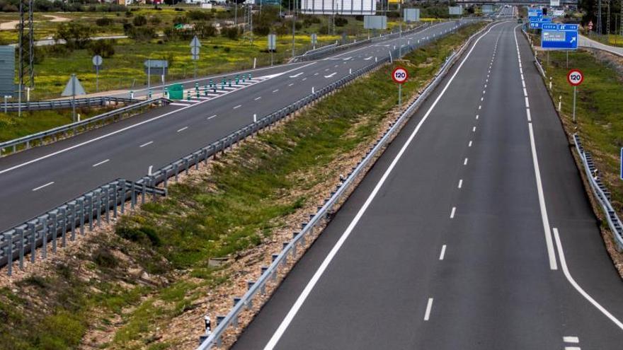 CCOO reclama se cumpla normativa de seguridad en el mantenimiento de carreteras