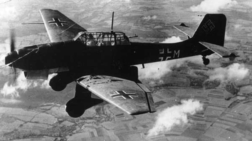 Junkers Ju 87, Stuka