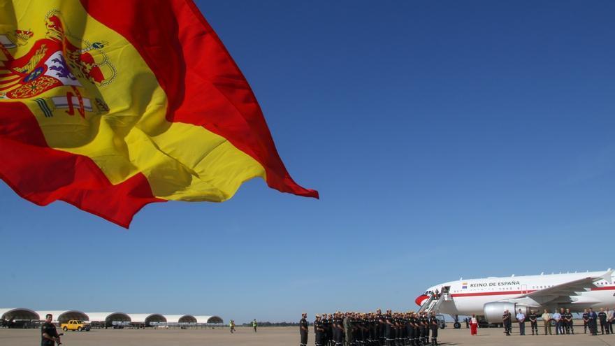 """Vuelven los militares de la UME desplazados a México, donde han representado a España en tareas difíciles """"día y noche"""""""