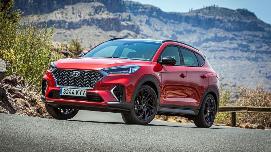 Hyundai se consolida como la marca asiática más vendida en el Archipiélago Canario con un total de 481 unidades.