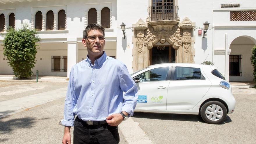 El presidente de la Diputación de València, Jorge Rodríguez