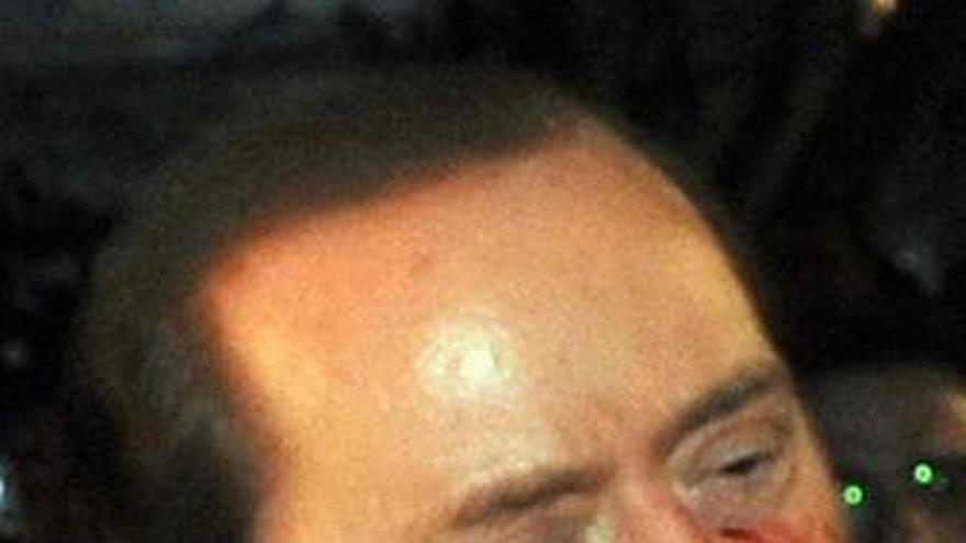 Absuelto el agresor de Berlusconi por su desequilibrio mental