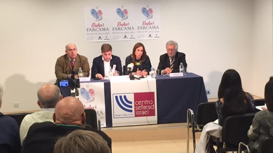 Presentación de FARCAMA en Madrid / JCCM