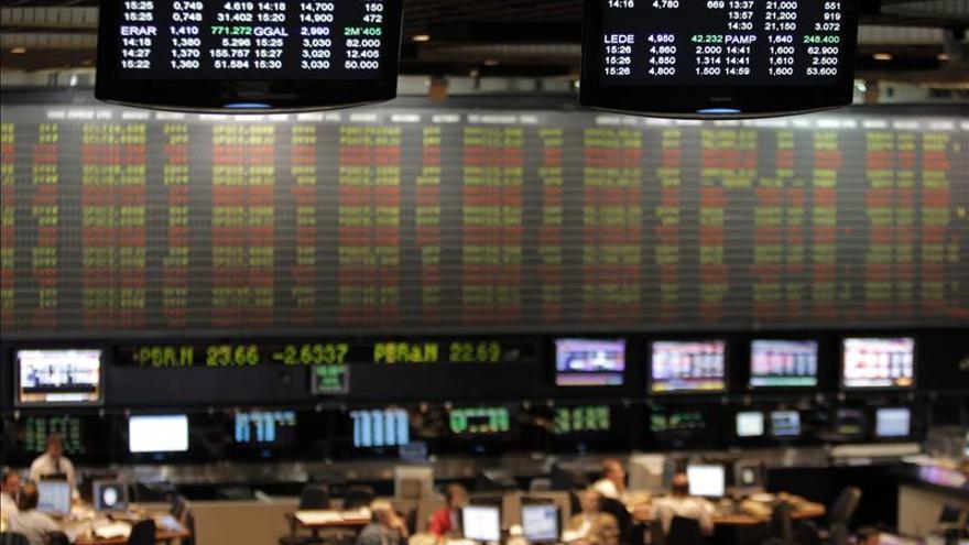 Las pérdidas lideran los mercados de América Latina pese al avance en Wall Street