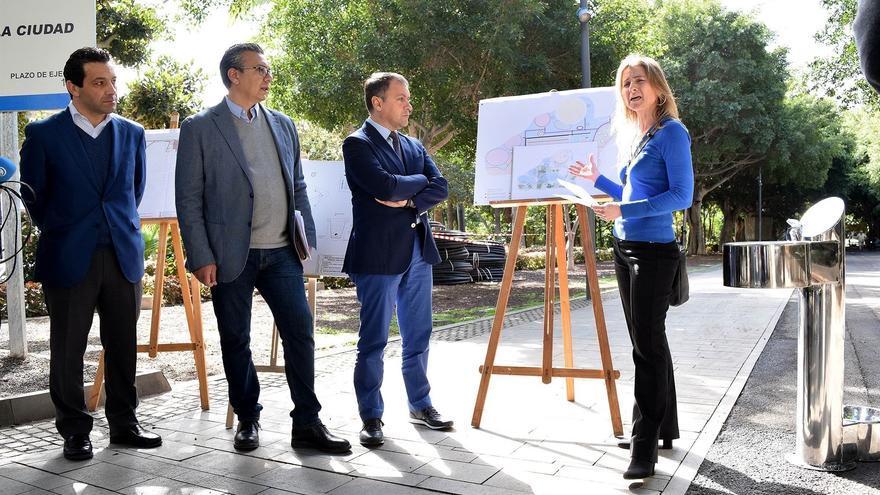 Presentación del proyecto este lunes, en el García Sanabria