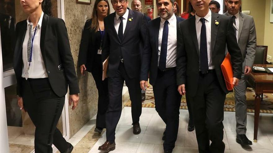 La legislatura arranca con tensión por la presencia de parlamentarios presos