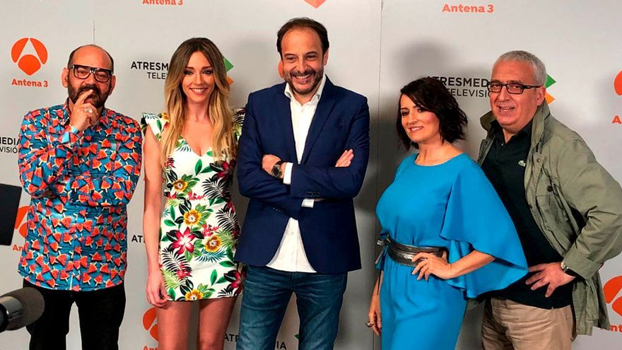 La noche de Rober, presentada por Antena 3