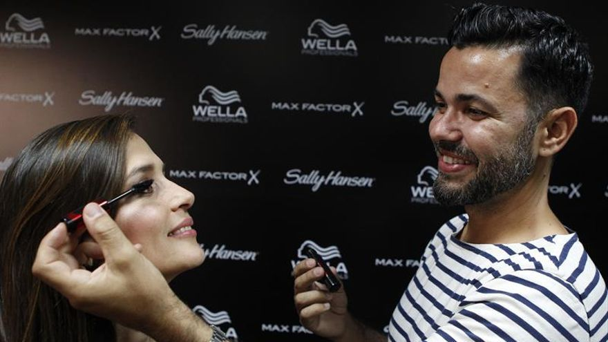 América Latina exporta belleza y estilo, según maquillador de Victoria's Secret