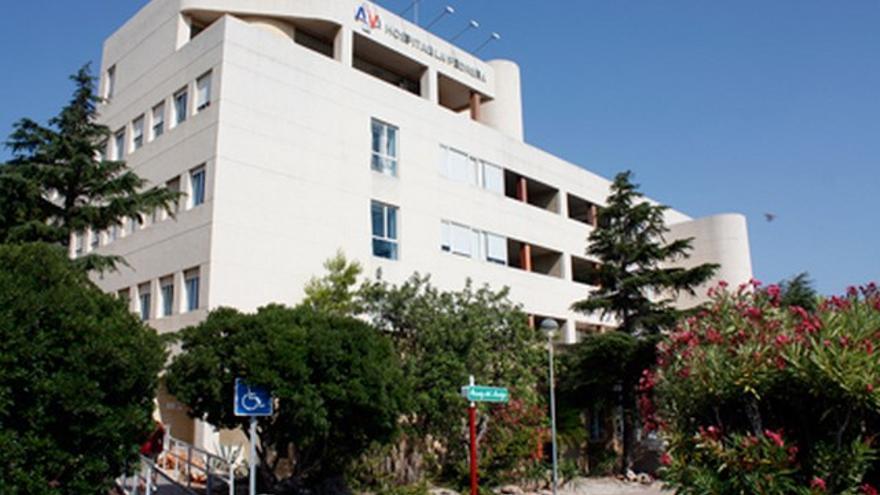 El Hospital de La Pedrera de Dénia (Alicante)
