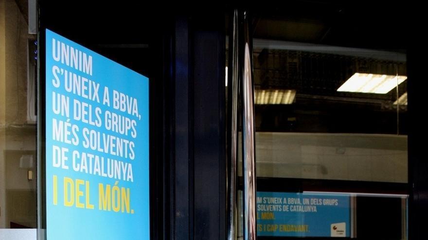 Sindicatos de Unnim desconvocan las concentraciones del miércoles por la negociación con BBVA